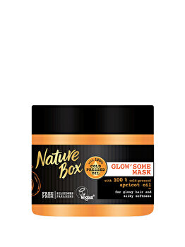 Tratament masca Nature Box Caisa, 200 ml de la Nature Box