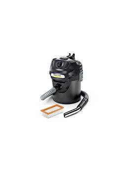 Aspirator cenusa Karcher AD 2, 600W, 14L, Negru, 16297110 de la Karcher