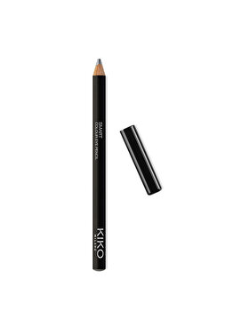 Creion de ochi Smart Colour Eye Pencil, 15 Pearly Steel, 1.12 g de la Kiko Milano