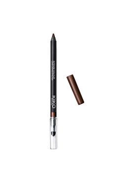 Creion de ochi Intense Colour Long Lasting Eyeliner, 04 Pearly Brown, 1.2 g de la Kiko Milano