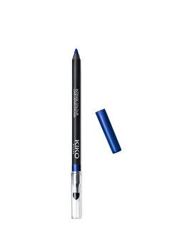 Creion de ochi Intense Colour Long Lasting Eyeliner, 14 Metallic Blue, 1.2 g de la Kiko Milano