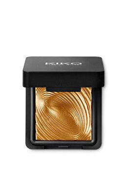 Fard de pleoape Water Eyeshadow, 233 Gold, 3 g de la Kiko Milano