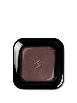 Fard de pleoape High Pigment Wet And Dry Eyeshadow, 07 Matte Dark Brown, 2 g de la Kiko Milano