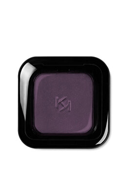Fard de pleoape High Pigment Wet And Dry Eyeshadow, 13 Metallic Plum, 2 g de la Kiko Milano