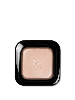 Fard de pleoape High Pigment Wet And Dry Eyeshadow, 16 Metallic Rosy Beige, 2 g de la Kiko Milano