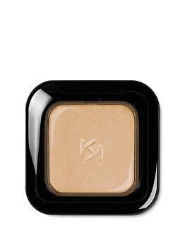 Fard de pleoape High Pigment Wet And Dry Eyeshadow, 17 Pearly Gold, 2 g de la Kiko Milano
