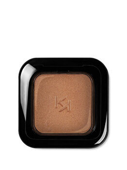 Fard de pleoape High Pigment Wet And Dry Eyeshadow, 18 Metallic Bronze, 2 g de la Kiko Milano