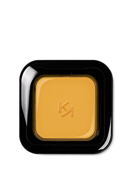 Fard de pleoape High Pigment Wet And Dry Eyeshadow, 19 Matte Yellow, 2 g de la Kiko Milano