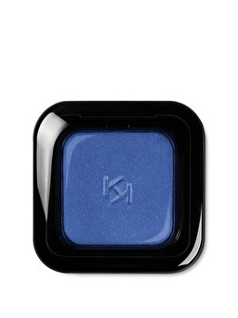 Fard de pleoape High Pigment Wet And Dry Eyeshadow, 27 Metallic Sapphire, 2 g de la Kiko Milano
