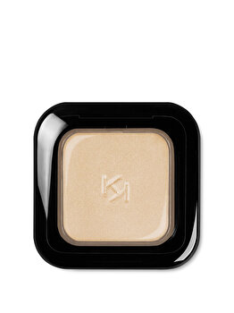 Fard de pleoape High Pigment Wet And Dry Eyeshadow, 33 Pearly Golden Beige, 2 g