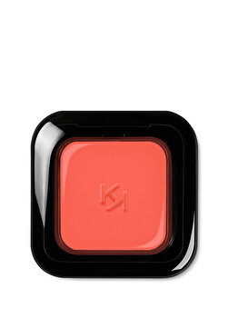 Fard de pleoape High Pigment Wet And Dry Eyeshadow, 36 Matte Coral, 2 g de la Kiko Milano