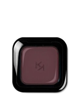 Fard de pleoape High Pigment Wet And Dry Eyeshadow, 39 Matte Burgundy, 2 g de la Kiko Milano