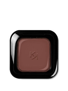 Fard de pleoape High Pigment Wet And Dry Eyeshadow, 41 Matte Chestnut Brown, 2 g de la Kiko Milano