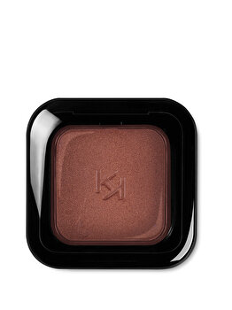 Fard de pleoape High Pigment Wet And Dry Eyeshadow, 49 Pearly Warm Brown, 2 g de la Kiko Milano