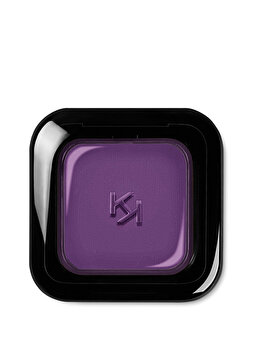 Fard de pleoape High Pigment Wet And Dry Eyeshadow, 55 Satin Electric Violet, 2 g de la Kiko Milano