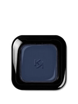 Fard de pleoape High Pigment Wet And Dry Eyeshadow, 59 Matte Blue Petrol, 2 g de la Kiko Milano