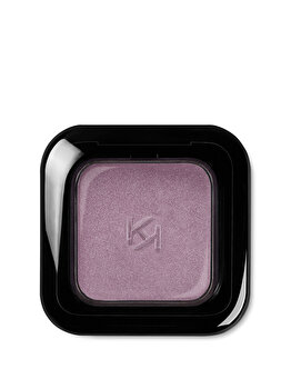 Fard de pleoape High Pigment Wet And Dry Eyeshadow, 65 Pearly Grey Violet, 2 g de la Kiko Milano