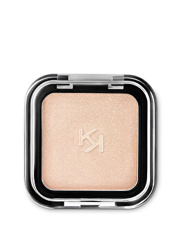 Fard de pleoape Smart Colour Eyeshadow, 02 Pearly Champagne, 1.8 g de la Kiko Milano