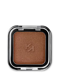 Fard de pleoape Smart Colour Eyeshadow, 03 Metallic Bronze, 1.8 g de la Kiko Milano