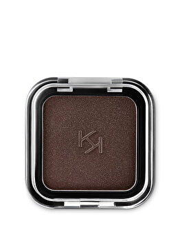 Fard de pleoape Smart Colour Eyeshadow, 06 Metallic Wenge Brown, 1.8 g de la Kiko Milano