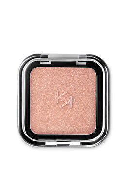 Fard de pleoape Smart Colour Eyeshadow, 12 Metallic Rosy Sand, 1.8 g de la Kiko Milano