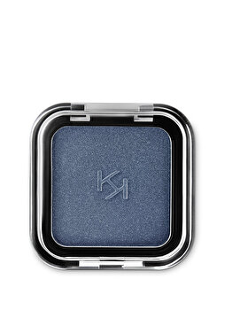 Fard de pleoape Smart Colour Eyeshadow, 23 Metallic Jeans Blue, 1.8 g de la Kiko Milano