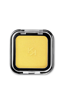Fard de pleoape Smart Colour Eyeshadow, 25 Pearly Yellow, 1.8 g de la Kiko Milano