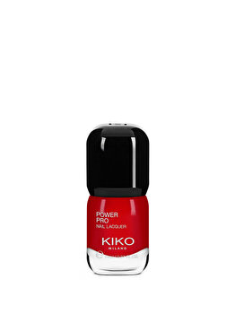 Lac de unghii Power Pro Nail Lacquer, 13 Red, 11 ml de la Kiko Milano