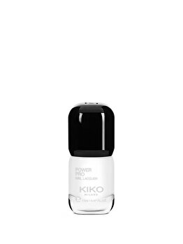 Lac de unghii Power Pro Nail Lacquer, 54 White Chalk, 11 ml de la Kiko Milano