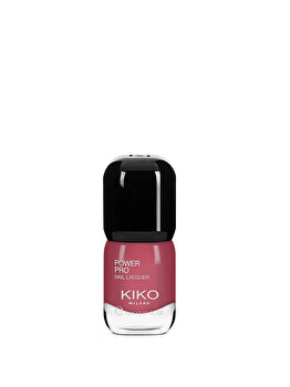 Lac de unghii Power Pro Nail Lacquer, 77 Persian Red, 11 ml de la Kiko Milano