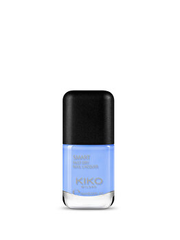 Lac de unghii Smart Nail Lacquer, 27 Pearly Light Blue, 7 ml de la Kiko Milano
