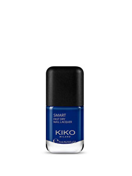 Lac de unghii Smart Nail Lacquer, 30 Cobalt, 7 ml de la Kiko Milano