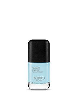 Lac de unghii Smart Nail Lacquer, 80 Pastel Light Blue, 7 ml de la Kiko Milano