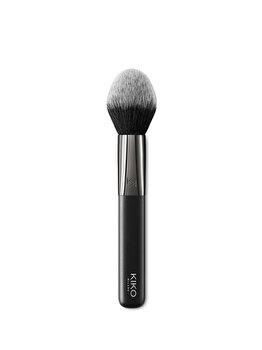 Pensula pentru pudra Face 08 Precision Powder Brush de la Kiko Milano