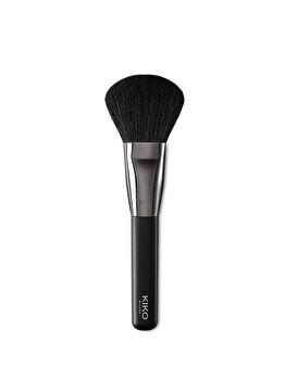 Pensula pentru pudra Face 09 Powder Brush de la Kiko Milano