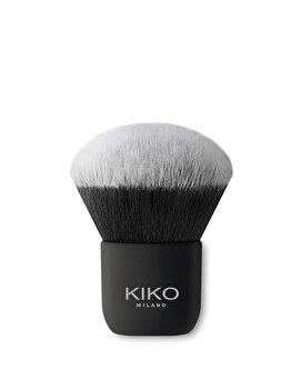 Pensula kabuki Face 13 Kabuki Brush de la Kiko Milano