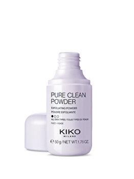 Pudra Pure Clean Powder, 50 g de la Kiko Milano