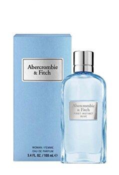 Apa de parfum Abercrombie & Fitch First Instinct Blue, 100 ml, pentru femei de la Abercrombie & Fitch
