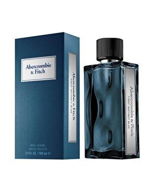 Apa de toaleta Abercrombie & Fitch First Instinct Blue, 100 ml, pentru barbati