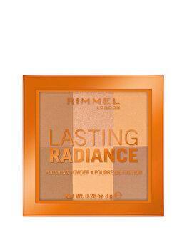 Pudra Rimmel Lasting Radiance, 002 Honeycomb, 8 g de la Rimmel