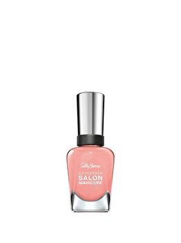 Lac de unghii Sally Hansen Complete Salon Manicure, 203 Crazy Stupid Blush, 14.7 ml de la Sally Hansen