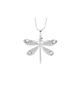 Coliere Laura Bruni cu cristale Swarovski 33522813 Crystal de la Laura Bruni