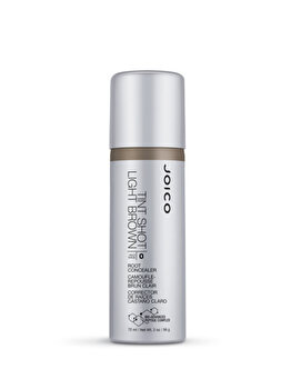 Spray Joico Tint Shot Root Concealer Dark Brown pentru colorarea radacinilor, 73 ml de la Joico