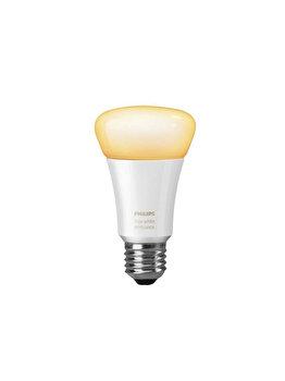 Bec inteligent,Philips, Hue Lux, LED, 871869654873800, 9.5W, Wi-Fi, E27, 750lm, Alb de la Philips