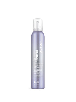 Spuma de par Blonde Life Brilliant Tone Violet Smoothing Foam, 200 ml de la Joico