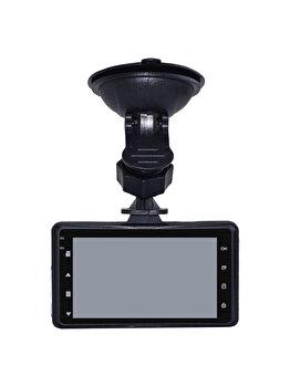 Camera auto DVR Smailo Optic, Full HD, H.264, ecran 3.0′, unghi filmare 145 grade, Negru de la Smailo