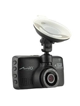 Camera auto Mio MiVue 752 WIFI Dual, Full HD, 140 grade, Negru de la Mio