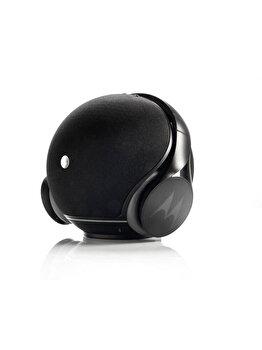Boxa portabila Motorola Sphere Black MotoSphereB, Negru de la Motorola