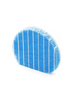 Filtru umidificare Sharp, FZA61MFR, pentru purificator de aer Sharp D60EUW; D50EUW; D40EUB; D40EUW; A60EUW, A50EUW, A40EUW, Albastru de la Sharp