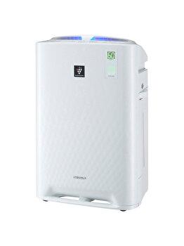 Purificator de aer Sharp, KC-A50EU-W, Filtru HEPA, 49 dB, Alb de la Sharp